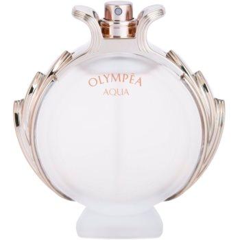 Paco Rabanne Olympea Aqua toaletní voda tester pro ženy