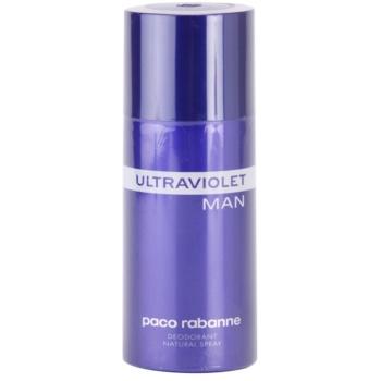 Paco Rabanne Ultraviolet Man deospray pentru barbati 150 ml