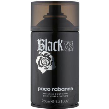 Paco Rabanne XS Black tělový sprej pro muže