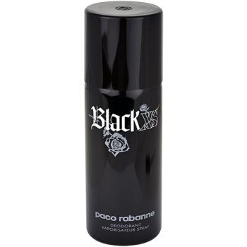 Paco Rabanne Black XS deospray pentru barbati 150 ml