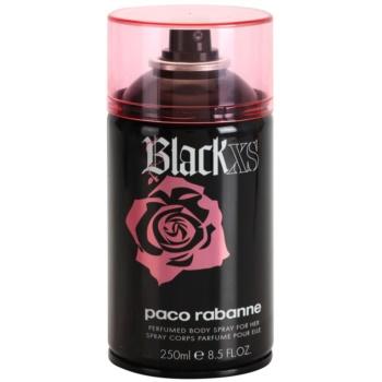 Paco Rabanne XS Black спрей для тіла для жінок