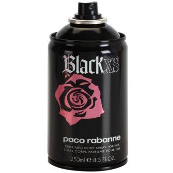 Paco Rabanne XS Black спрей для тіла для жінок 1