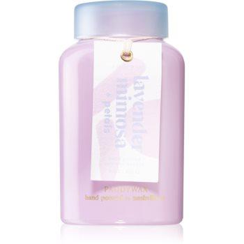 Paddywax Lolli Lavender Mimosa & Petals lumânare parfumată II.