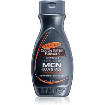Palmer's Men Cocoa Butter Formula hidratare pentru fata si corp cu vitamina E