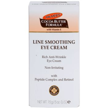 Palmer's Face & Lip Cocoa Butter Formula creme de olhos antirrugas 2