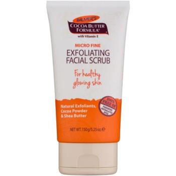 Palmers Face & Lip Cocoa Butter Formula peeling delicat