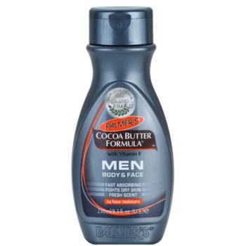 Palmer's Men Cocoa Butter Formula hydratační krém na tělo a obličej s vitamínem E 250 ml