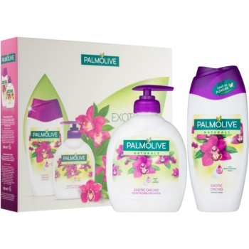 Palmolive Naturals Exotic Orchid set cosmetice I.