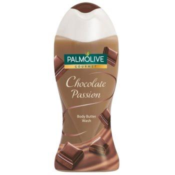 Palmolive Gourmet Chocolate Passion gel de dus imbogatit cu unt