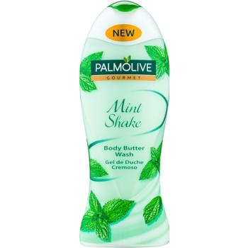 Palmolive Gourmet Mint Shake gel de dus imbogatit cu unt