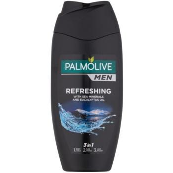 Palmolive Men Refreshing Gel de duș pentru bărbați 3 in 1