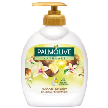 Palmolive Naturals Smooth Delight течен сапун за ръце с дозатор