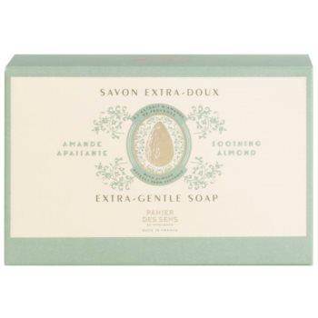 Panier des Sens Almond sapun natural delicat  150 g