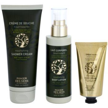 Panier des Sens Olive козметичен пакет  I. 2