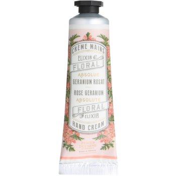Panier des Sens Rose Geranium crema de maini