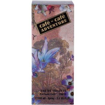 Parfums Café Café- Café Adventure Eau de Toilette für Damen 4