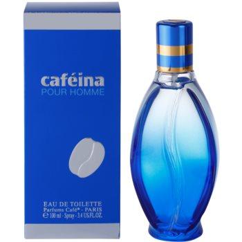 Parfums Café Caféina Pour Homme Eau de Toilette für Herren
