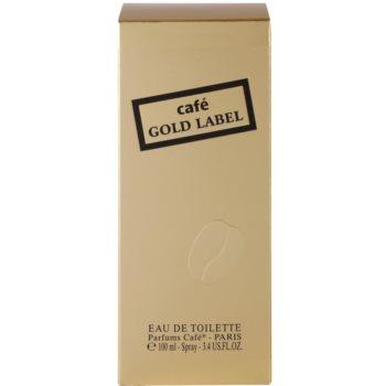Parfums Café Café Gold Label toaletna voda za ženske 4