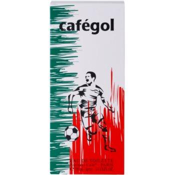 Parfums Café Cafégol Mexico Eau de Toilette para homens 4