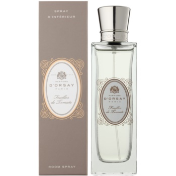 Parfums D'Orsay Feuilles de Tomate Room Spray