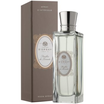 Parfums D'Orsay Feuilles de Tomate Room Spray 1