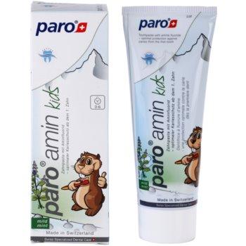 Paro Amin zobna pasta za otroke 1