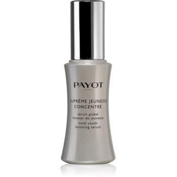 Payot Suprême Jeunesse Concentré ser hialuronic pentru o strălucire imediată și întinerire a pielii