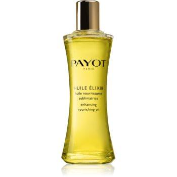 Fotografie Payot Body Élixir vyživující olej na obličej, tělo a vlasy 100 ml