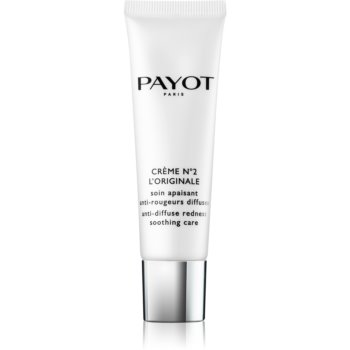 Fotografie Payot Crème No.2 intenzivní zklidňující péče pro citlivou a zarudlou pleť 30 ml Payot