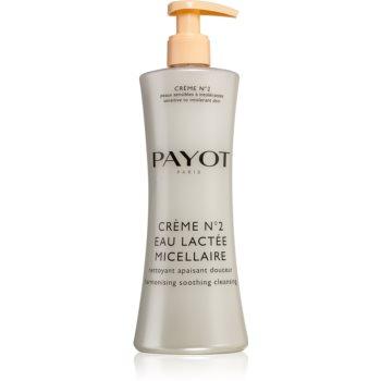 Payot Crème No.2 lapte micelar demachiant pentru piele sensibila si intoleranta