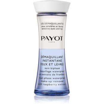 Payot Les Démaquillantes demachiant bifazic rezistent la apa pentru buze si ochi