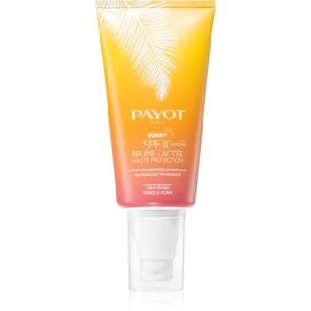 Payot Sunny lapte de protectie pentru fata si corp SPF 30