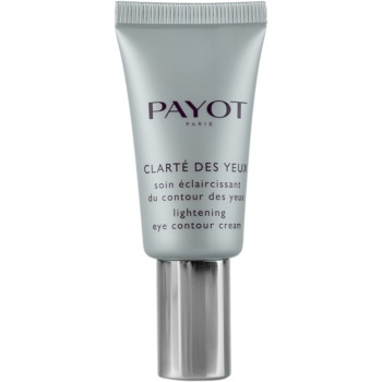 Fotografie Payot Absolute Pure White rozjasňující krém na oční okolí 15 ml