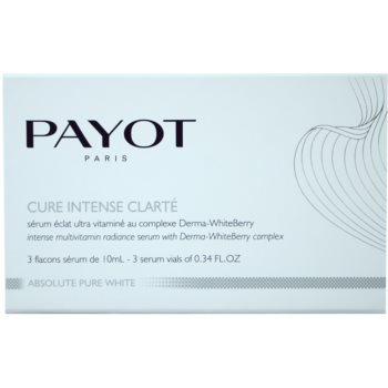 Payot Absolute Pure White sérum multivitamínico intensivo 2
