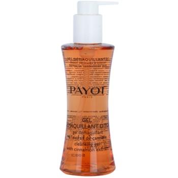 Payot Les Démaquillantes gel de curatare pentru piele normala si mixta