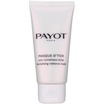 Payot Les Démaquillantes Mască facială pentru revitalizare și iluminare
