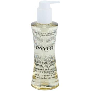 Payot Les Démaquillantes ulei demachiant pentru toate tipurile de ten