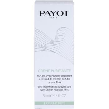Payot Expert Pureté Reinigungscreme gegen die Unvollkommenheiten der Haut 2