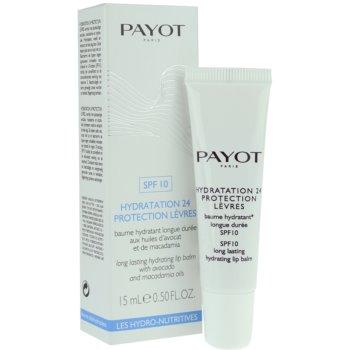 Payot Nutricia balzam za ustnice 2