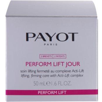 Payot Perform Lift lift crema de fata pentru fermitate cu efect lifting 3