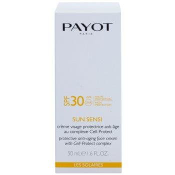 Payot Sun Sensi crema protectoare impotriva imbatranirii pielii SPF 30 2