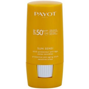 Payot Sun Sensi ochranná tyčinka na citlivá místa SPF 50+