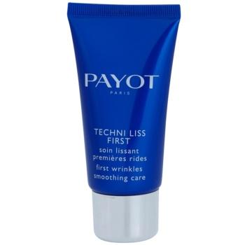 Payot Techni Liss crema tonifianta impotriva primelor semne de imbatranire ale pielii  50 ml