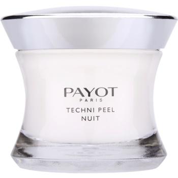 Payot Techni Liss crema pentru exfoliere pentru definirea pielii