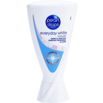 Pearl Drops Everyday White pasta de dinti pentru albire pentru dinti sensibili  50 ml