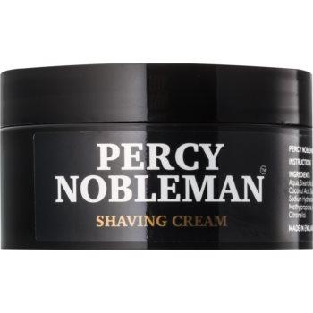 Percy Nobleman Shave crema de barbierit