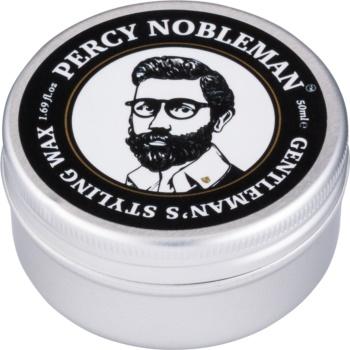 Percy Nobleman Hair ceară de coafat pentru păr și barbă