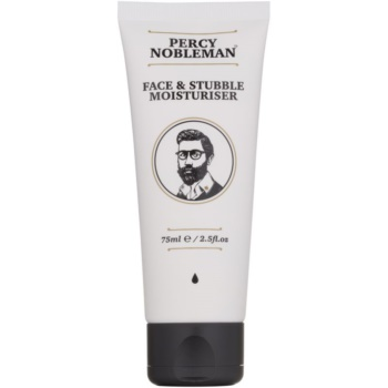 Percy Nobleman Face & Stubble crema hidratanta pentru fata si barba