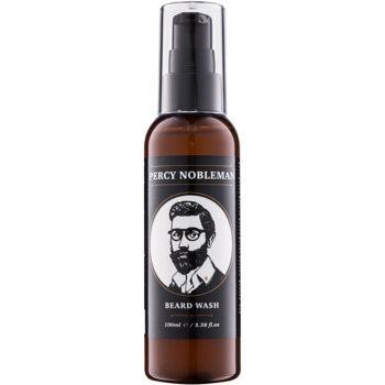 Percy Nobleman Beard Care șampon pentru barbă