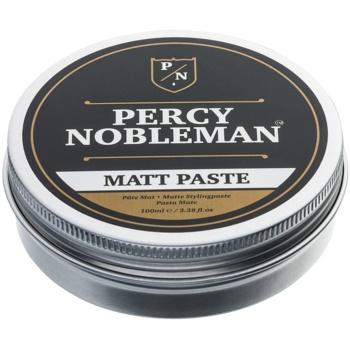 Percy Nobleman Hair pasta pentru styling mata par